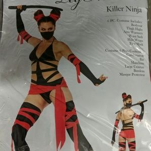 Other - Killer ninja holloween costume